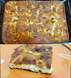 Greek Recipes, Vegan Recipes, Greek Cooking, Dessert Recipes, Desserts, Food Design, Food Network Recipes, Quiche, Banana Bread
