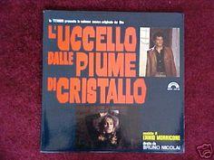 popsike.com - L'UCCELLO DALLE PIUME DI CRISTALLO-OST LP/Morricone/NM - auction details
