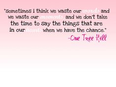 One Tree Hill - Clay
