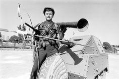 If you liked World War II, you'll love Hogan's Heroes!