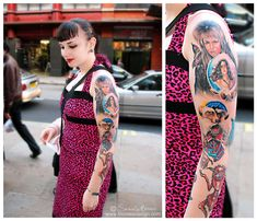 If I ever get a sleeve... this is what it'll look like. Except better.