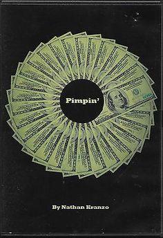 Nathan Kranzo Pimpin Playing Cards to Money Magic Trick DVD Collectibles:Fantasy, Mythical & Magic:Magic:Tricks www.webrummage.com $12.99