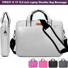 $26.66 (Buy here: https://alitems.com/g/1e8d114494ebda23ff8b16525dc3e8/?i=5&ulp=https%3A%2F%2Fwww.aliexpress.com%2Fitem%2F2016-Hot-Fashion-Universal-New-14-15-15-6-inch-Ultrabook-Notebook-Laptop-Shoulder-Bag-Messenger%2F32688155469.html ) 2016 new Fashion Notebook bag 15.6 15 14 inch Laptop Bag Shoulder Messenger bags women men handbags sling case computer sleeve for just $26.66