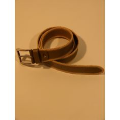 Brown leather and fabric belt Visit www.pinzani.biz to find out more