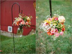 New York DIY Barn Wedding by Julia Wade Photography // see more on lemagnifiqueblog.com