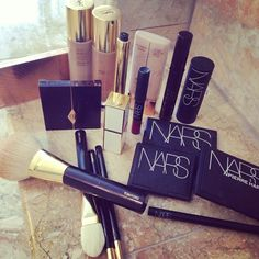 A few more of my makeup must-haves...spot any of your faves? XoRZ