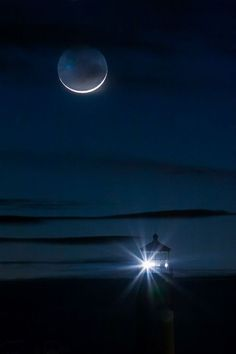 a conversation between the moon and a lighthouse Moon Photos, Moon Pictures, You Are My Moon, Luna Moon, Shoot The Moon, Moon Shadow, Sun Moon Stars, Beacon Of Light, Good Night Moon