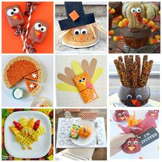 thanksgiving food for kids - HD 1600×1600