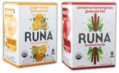 FREE Sample of RUNA Guayusa Tea on http://hunt4freebies.com