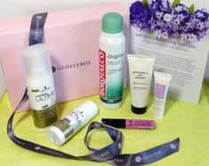 Glossybox April 2014 (Spring Time Edition Österreich)