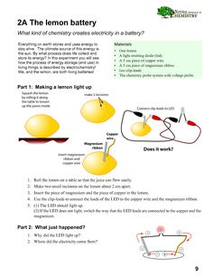How to make Lemon Battery ~ Electrical Engineering World