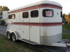 logan malibu 2 horse trailer