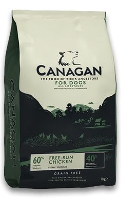 From 5.87 Canagan Grain Free Dog Food 500g Trial Pack Chicken Flavour