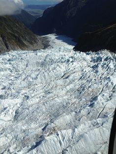 Fox Glacier in Fox Glacier, West Coast