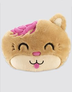 Kitty Plush Pillow, Drop Dead Clothing  #DDPINTOWIN