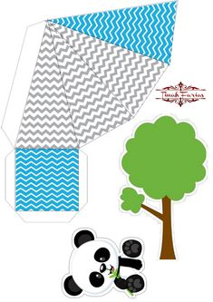 Bolo Panda, Picnic Blanket, Outdoor Blanket, Neck And Shoulder Pain, Bear Theme, Panda Bear, Party Themes, Chibi, Paper Crafts