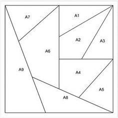 Paper Piecing Patterns - Bing Images