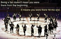 Till the end and my heart is hurting. Still have great memories for the season.