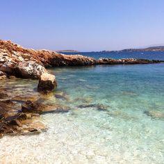 Kolymbithres, Paros...swam here!!