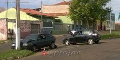 Acidente na Av. Dr. João de Aguiar - http://projac.com.br/noticias/acidente-na-av-dr-joao-de-aguiar.html
