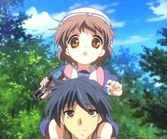 ushio looking at the Yellow flowers. Clannad: After Story I Love Anime, All Anime, Manga Anime, Anime Stuff, Clannad Anime, Clannad After Story, Anime Drawings Sketches, Manga Cute, Sketches