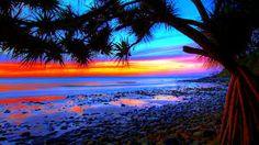 Resultado de imagen para beach sunset