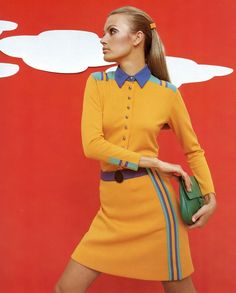 Tricot Dress By Missoni/Italie-Tricot-Chic