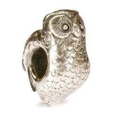 I like this bead because its an owl so it reminds me of the Harry potter series