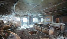 Tom Clancy's Rainbow Six Siege - Cabin Interior