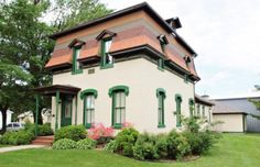 Francis H. Bartlett House | CIRCA Old Houses | Old Houses For Sale and Historic Real Estate Listings