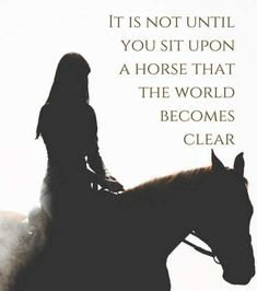 See Clearly Horse Quotes, Horses, Horse Stuff, Animals, World, Animales, Animaux, Equine Quotes, Horse