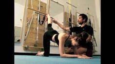 Pilates SpringBoard EVO T con Manuel  y Ainhoa