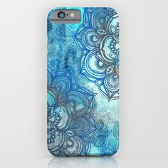 Lost+in+Blue+-+a+daydream+made+visible+iPhone+&+iPod+Case+by+Micklyn+-+$35.00
