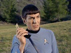sassy spock