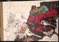 Faglar &Fjarilar by Nadia Wedin