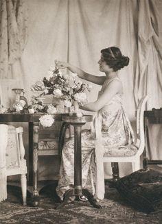 Die Kunst in der Photographie : 1900 Photographer: Constant Puyo Title: Frühling