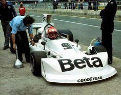 1976 Vittorio Brambilla; March 751 Ford