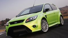 A Zany 320 Horsepower 2015 Ford Focus RS May Be Coming