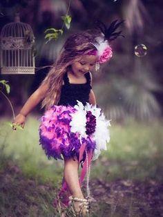 Little girl(:
