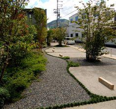 F Clinic à Kyoto cool car park