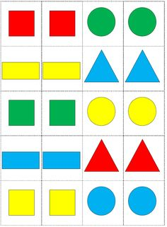 Valentine's Day Math & Literacy Worksheets & Activities No Prep Preschool Learning Activities, Free Preschool, Preschool Worksheets, Preschool Activities, Teaching Kids, Colors For Toddlers, Montessori Materials, Math For Kids, Shapes