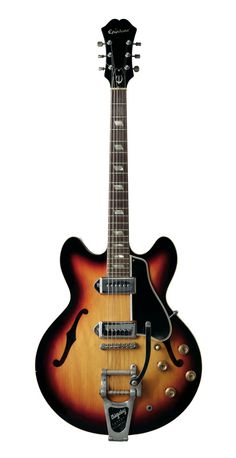 Howlin' Wolf's '65 Epiphone Casino #guitar http://ozmusicreviews.com/music-promotions-and-discounts
