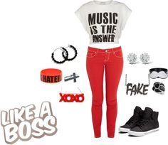 """Amya's Outfit"" by mindlessbehaviorlovers143 ❤ liked on Polyvore"
