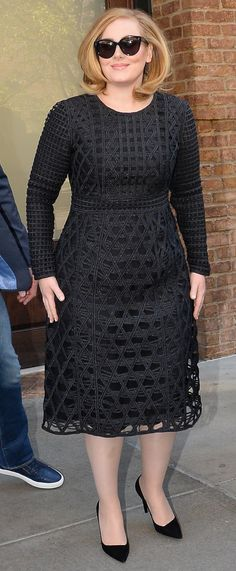 The 1 Thing Adele Just Said About Body Image That Will Inspire You No End