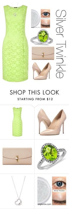 """""""Orglamix: Silver Twinkle"""" by gracegrimm on Polyvore featuring Precis Petite, Massimo Matteo, Dolce&Gabbana, Blue Nile and Tiffany & Co."""