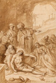 Frans Francken | 1581-1642 | The Lamentation | The Morgan Library & Museum