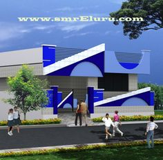 Building for Sale, Interior Design, Furnishings as per Buyer's Choice...