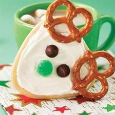 Frosted Reindeer Cookies - Allrecipes.com