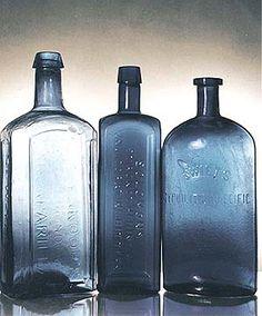 Antique Medicine Bottles Dr Cannon's Medicine Chest