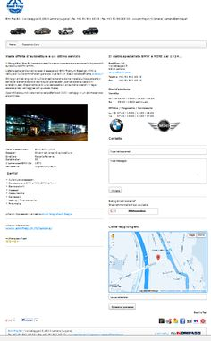 Garage, BMW, Ticino, Mini, Lugano, BPS, Carrozzeria